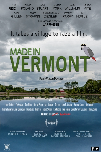 Made in Vermont poster
